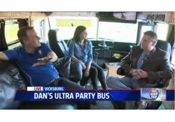 Kalamazoo Party Bus Interview